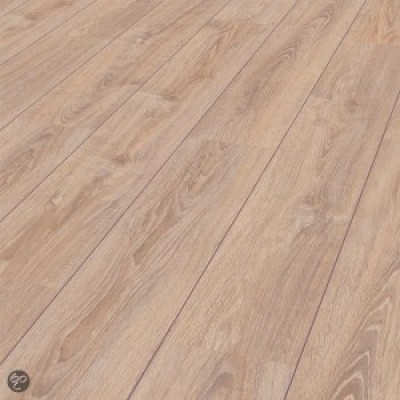 Foto van Kronotex Exquisit Whitewash Oak D2987