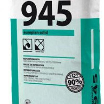 Foto van Eurocol 945 Solid beton reparatiemortel