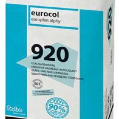 Foto van Eurocol 920 Europlan Alphy Stofarm