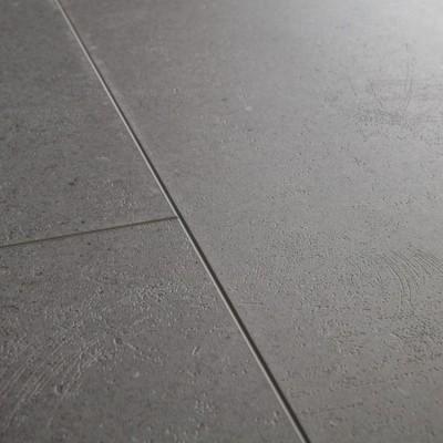 Foto van Quick-Step Ambient Glue Plus Vibrant Mediumgrijs AMGP40138