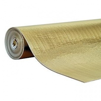 Foto van Mac Lean Isogold 4 mm. 1x10m. 10 dB