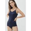 Afbeelding van Mey Emotion Elegance dames hemd met kant NIGHT BLUE 55360