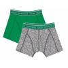 Afbeelding van Vingino 2-Pack jongens boxershort Light Grey Melee AW20KBN72501 900
