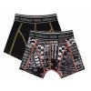 Afbeelding van Vingino 2-Pack jongens boxershort Black Allover AW20KBN72505 911