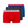 Afbeelding van Hugo Boss heren boxer Trunk 3-Pack 50449458 982