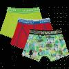 Afbeelding van Vingino 3-Pack jongens boxershort Lifestyle Neon Green SS20KBN72501-250