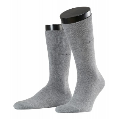 Foto van Esprit Men's Basic Sensitive 2-Pack LIGHT GREY MELE 17874