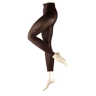 Foto van Falke Cotton Touch Legging CIGAR 40084