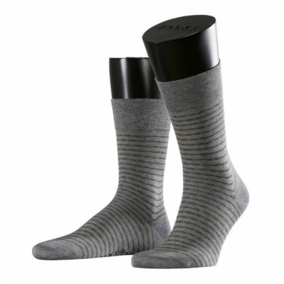Foto van Falke Design Sensitive Classic Tie STEEL MELE 13283