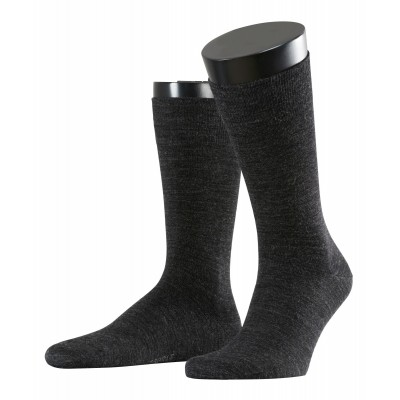 Foto van Esprit Men's Basic Wool 2-Pack ANTHRACTE MELE 17813