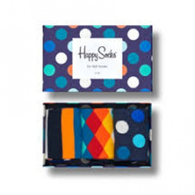 Foto van Happy Socks Gift Box CLASSIC MIX GIFT XMIX08-6000