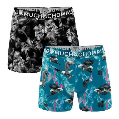 Foto van Muchachomalo heren boxer short 2-Pack CLINTON AFFAIR TSTGD1010-04