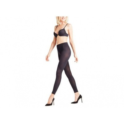 Foto van Falke Cotton Touch Legging BLACK 40084