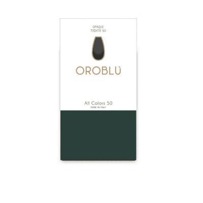 Foto van Oroblu All Colors 50 Panty COBALTO6 OR 1145050