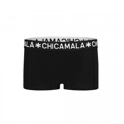 Foto van Chicamala Girls Boxer Zwart 1215JBASIC02