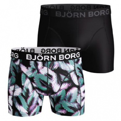 Foto van Bjorn Borg Heren boxer 2-pack LIGHTWEIGHT 2021-1151 90651