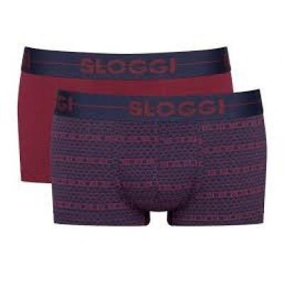 Foto van Sloggi heren Hipster 2-Pack GO 10198175 M006