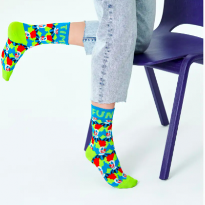 Foto van Happy socks CLOWN CLO01-7000
