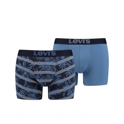 Foto van Levi's 2-Pack Boxer STRIPED HELLO HAWAII 905024001-003