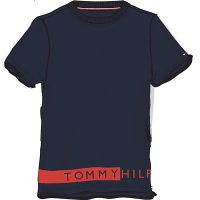 Foto van Tommy Hilfiger T-Shirt Korte mouw UM0UM01168 416