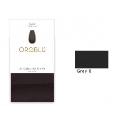 Foto van Oroblu All Colors Slim fit 50 GREY8 OR 1145060