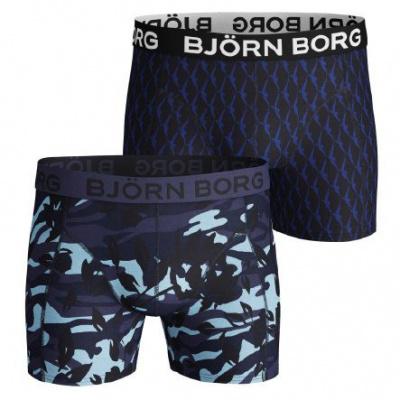 Foto van Bjorn Borg 2-Pack Herenboxers CORE 2031-1019 70121