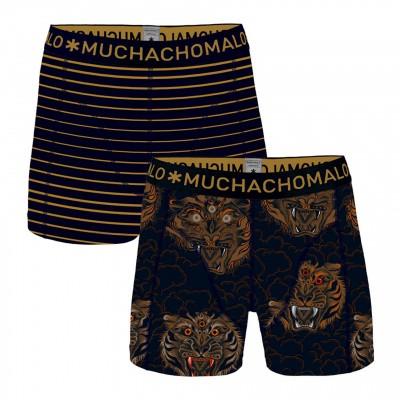 Foto van Muchachomalo heren boxer short 2-Pack THIRD EYE THIRD1010-04