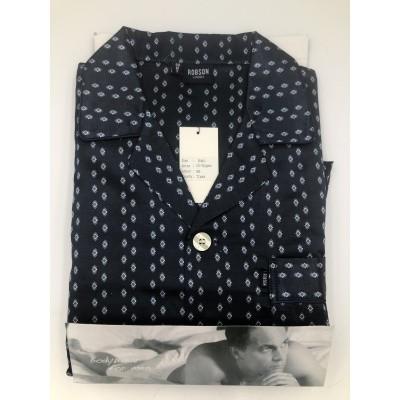 Foto van Robson Satijnen heren pyjama 122-170