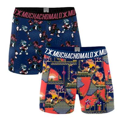 Foto van Muchachomalo heren boxer short 2-Pack SUPER NINTENDO SNIN1010-04
