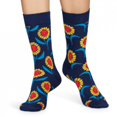 Foto van Happy Socks SUNFLOWER SOCKS SFW01-6300