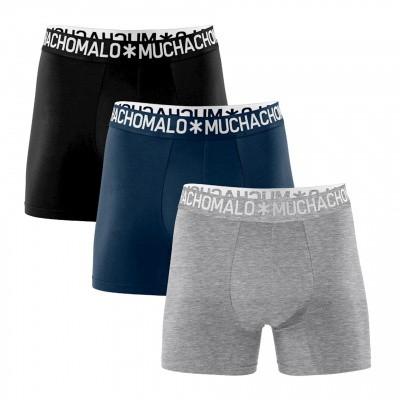 Foto van Muchachomalo katoenen boxers 3-Pack heren 1132COTTON25