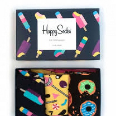 Foto van Happy Socks SWEET Gift Box SXICE08-6300