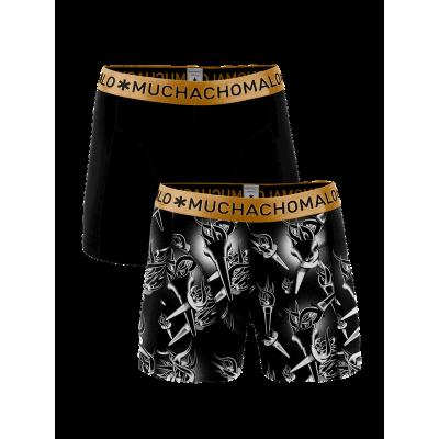 Foto van Muchachomalo heren boxer short 2-Pack OLYMPICS OLYMP1010-01
