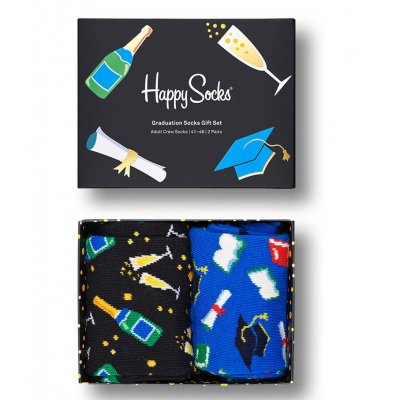 Foto van Happy Socks CONGRATULATIONS GIFTBOX XGRA02-9300