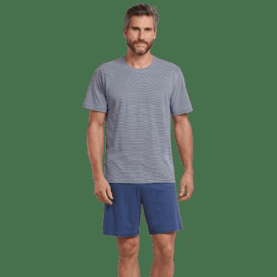 Foto van Schiesser Pyjama korte broek, korte mouw 166156