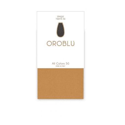 Foto van Oroblu All Colors 50 Panty CAMEL OR 1145050