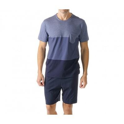 Foto van Mey pyjama met korte broek en korte mouw. 16370 668