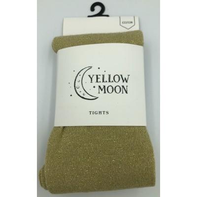 Foto van Yellow Moon Meisjes Glitter Lurex Maillot BEIGE/GOUD 93007