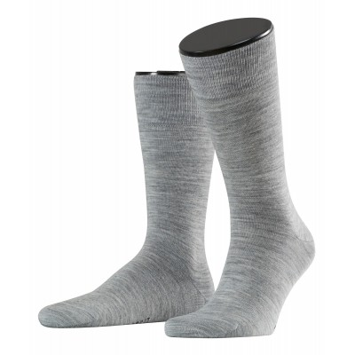 Foto van Esprit Men's Basic Wool 2-Pack LIGHT GREY MELE 17813