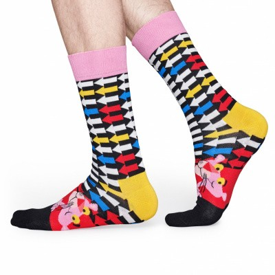Foto van Happy Socks PINK PANTER JET PINK PAN01-6300