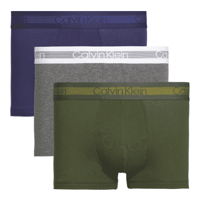 Foto van Calvin Klein heren boxer 3-Pack COOLING NB1799A-NXB