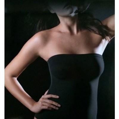 Foto van Oroblu Dolce Vita strapless top ZWART OR 4012101