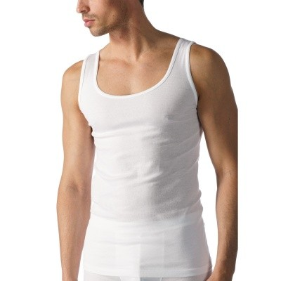 Foto van Mey TEST THE BEST 2-PACK athletic shirt WHITE 45300