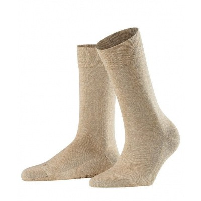 Foto van Falke Sensitive Damessok London SAND MELE 47686 4659