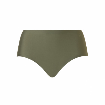 Foto van Ten Cate dames Secrets high leg brief GREEN ASH 31942 2261