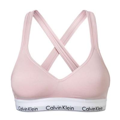 Foto van Calvin Klein Modern Cotton Bralette Lift ROZE 000QF1654E NOS
