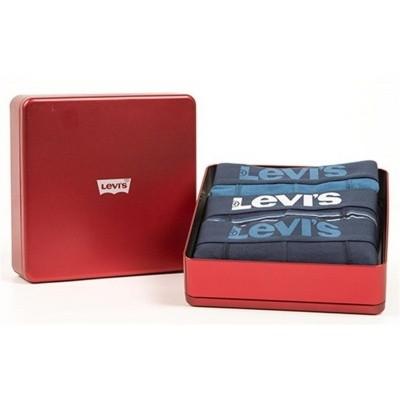 Foto van Levi's 3-Pack Boxer GIFTBOX Stripes 985026001 178