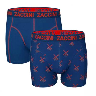 Foto van Zaccini 2-Pack Boxershort MOLEN M05-228-01