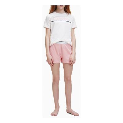 Foto van Calvin Klein Meisjes pyjama set G80G800336 0JX