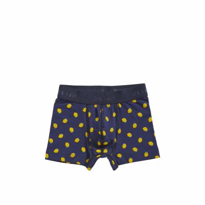 Foto van Ten Cate jongens boxershort BASIC ORGANIC lemons 31963-2275